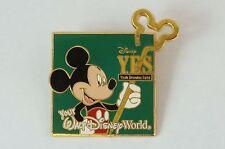 Walt Disney World Pin Trading 2005 Youth Education Series Mickey WDW