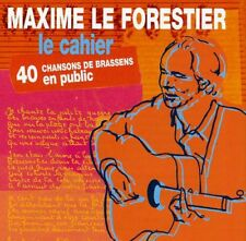 Maxime le Forestier - Le Cahier [New CD]