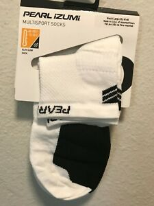 Pearl Izumi Multi Sport Socks Men's Elite Low L