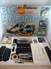 Vintage 80's Cheryco BS-30 Big Racing Slot Car Set MIB Artin Tyco AFX