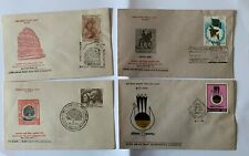 Nice collection of Indian First Day covers of Rajpex 73 & Indepex 73