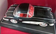 1958 SOLIDO CHEVROLET CORVETTE HARD-TOP DIECAST CONVERTIBLE CAR 1/12 SCALE
