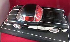 1958 SOLIDO CHEVROLET CORVETTE HARD-TOP DIECAST CONVERTIBLE CAR 1/12 SCALE
