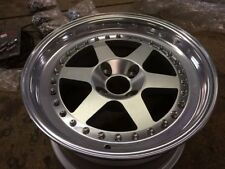 Three Piece Compomotive Rims