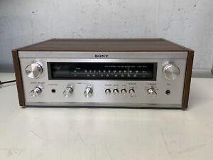 Sony STR-7015 FM-AM Receiver