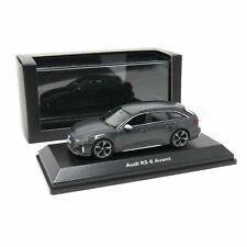 Audi A6 RS6 RS 6 avant C8 Kombi de 2019 Daytona grey matt au 1/43