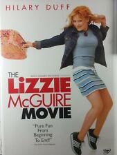 The Lizzie McGuire Movie (DVD, 2003) Hilary Duff, Adam Lamberg, Hallie Todd