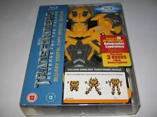 TRANSFORMERS : REVENGE OF THE FALLEN - SPECIAL EDITION 2 BLU RAY SET w BUMBLEBEE