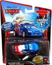 Disney Cars Cars 2 Charge Ups Raoul Caroule Exclusive Diecast Car
