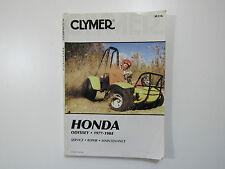 1977-1984 Honda Odyssey Service Manual Maintenance Offroad Vehicle Dirt Clymer