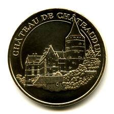 28 CHATEAUDUN Château, 2011, Monnaie de Paris
