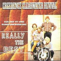 CD Creedence Clearwater Revival Really The Best (Suzy Q, Proud Mary) 90`s ZYX