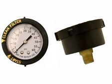 Pentair 190059 FNS Nautilus Tagelus Triton Sea Horse Pool Filter Pressure Gauge