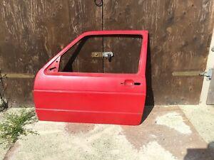 VW Golf Mk2 Passenger Front Door