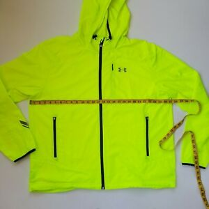 Under Armour Sportstyle Mens Windbreaker Jacket Packable Running / Big Sz. XXL