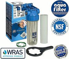 """10"""" Water / Biodiesel Filter Housing 1/2"""" BSP 3 x Cartridge + Bacinix Ring K4"""
