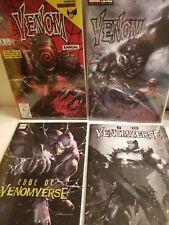 4 Venom Variant comics 21 Annual #1 #1s Clayton Crain Parrillo Parrell Inhyuk