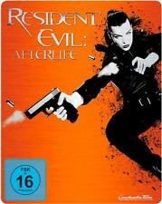 RESIDENT EVIL: AFTERLIFE (Blu-ray Disc, Steelbook) NEU+OVP Limited Edition