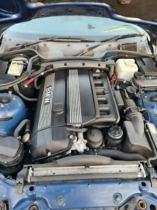 BMW Z3 Complete engine M52 2.0