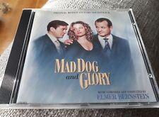 MAD DOG AND GLORY CD SOUNDTRACK SCORE - ELMER BERNSTEIN