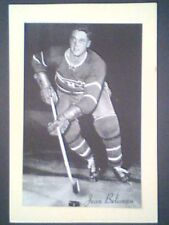 JEAN BELIVEAU (MONTREAL CANADIENS) '44-63 BEEHIVE GROUP ll PHOTO
