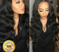 LA POSTE TISSAGE EXTENSION DE CHEVEUX HUMAINS BRESILIEN  NATUREL REMY HAIR