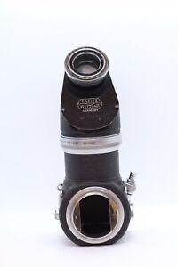 Leica Leitz Visoflex I mit PEGOO 45° Lupe Prototype M39