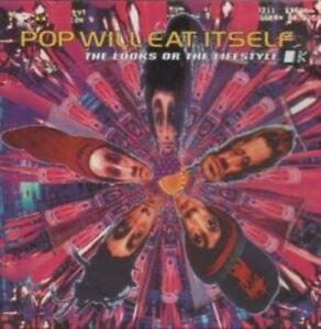 Pop Will Eat Itself : The Looks or the Lifestyle CD Expertly Refurbished Product