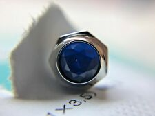 CARTIER  STEEL CROWN WITH BLUE STONE  FACTORY NEW W7100041   7.1X3.5MM  CALIBRE