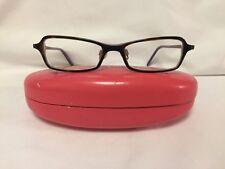 0b333b02b55 Kate Spade Rx Eyeglasses Frames Linny 0SS1 Tortoise Purple 48-15 130 with  Case