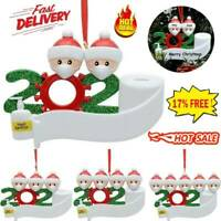 2020 Xmas Christmas Tree Hanging Ornaments Family Ornament Decor Gift