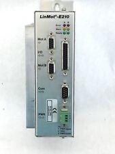 Used Good Lin Mot E210 Vf 0150 1652 Force Velocity Servo Amplifier H282