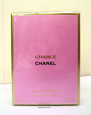 CHANEL CHANCE-  EAU DE PARFUM - 35ML -BNIB - CELLOPHANE SEALED