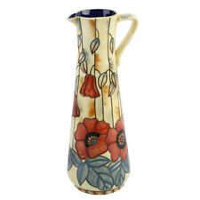 Old Tupton Ware Yellow Poppy Slim Jug