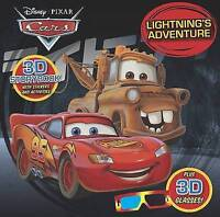 Disney Cars Picture Storybook (3d Picture Storybook), Disney, Very Good Book