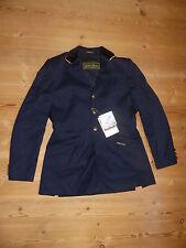 borso D'Este Jacket Sakko Jacke Größe Herren 50 dunkel Blau Gianni L212M NEU +