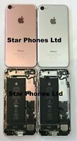 """Genuine iphone 7 4.7"""" Chasis, Back rear housing with Parts. Grade AB"""