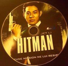 HITMAN - Sat Thu Ba Vuong - Phim Blu-Ray - Jet Li - US Long Tieng