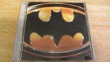 1989 Batman Movie CD Soundtrack Music by Prince Sheena Easton John L Nelson