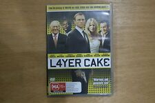 Layer Cake (DVD, 2005)   -   VGC Pre-owned (D46)