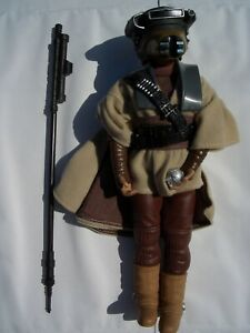 "STAR WARS ULTRA RARE LOOSE 12"" PRINCESS LEIA BOUSHH DISGUISE MINT COMPLETE.C-10+"