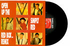 """SIMPLY RED - OPEN UP THE RED BOX REMIX - 7"""" 45 VINYL RECORD PIC SLV 1986"""