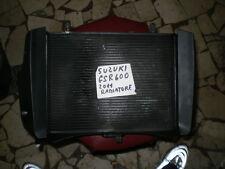radiatore suzuki gsr 600