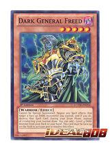 YUGIOH x 3 Dark General Freed - LCYW-EN214 - Common - 1st Edition Near Mint