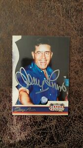 2007 Donruss Americana Retail #105 Jerry Lewis - Autographed!
