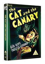 The Cat and The Canary - DVD NEW & SEALED - Bob Hope