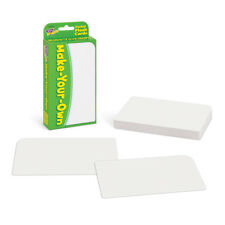 Make Your Own Flash Cards - Classroom & Home Use - 56 Blank Cards