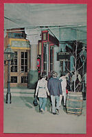 Underground Atlanta Georgia GA postcard