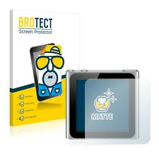 2x Film Protection Mat Apple iPod nano 6. Génération (2010) Protecteur Ecran