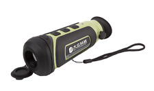Thermal imaging monocular hot spot tracking live view, capturing via WiFi